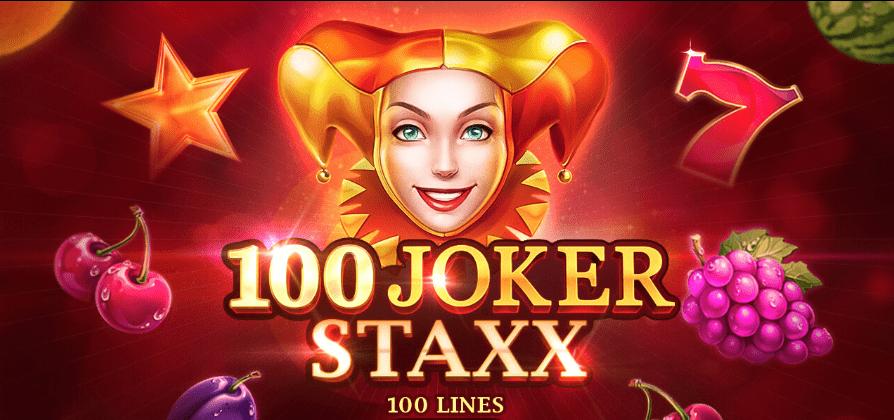 100 Joker Staxx Logo
