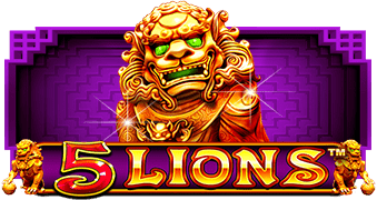 5 Lions online slot game