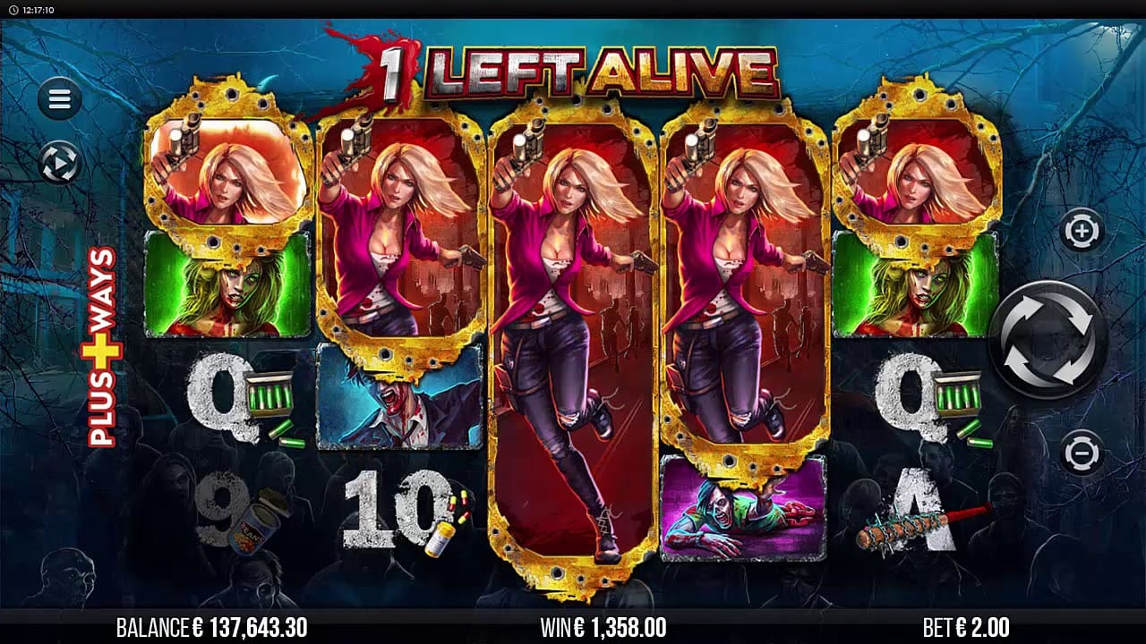 1 Left Alive Casino Game Play