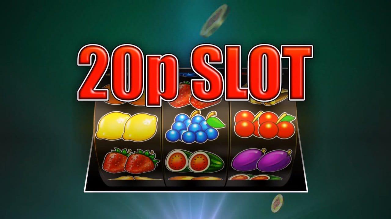 20p Slot Logo Mega Reel
