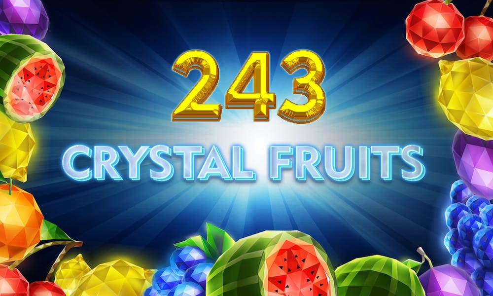 243 Crystal Fruits Logo