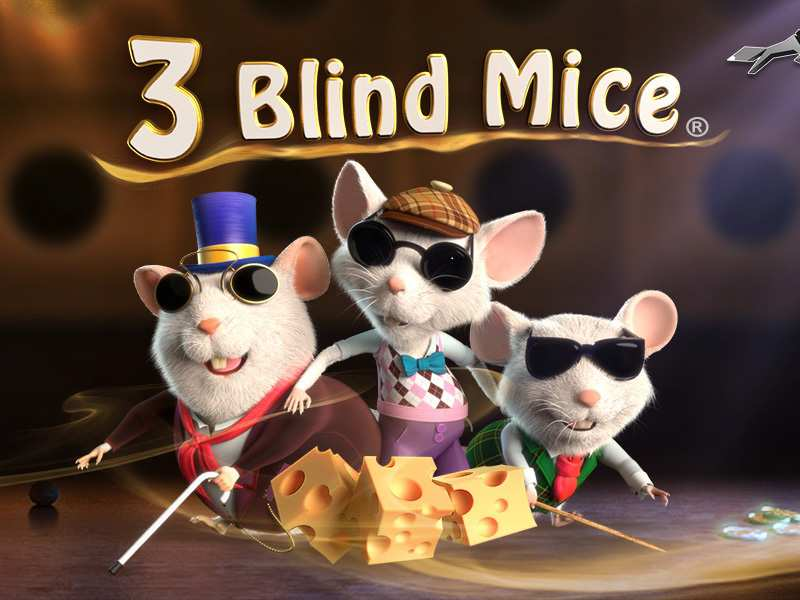3 Blind Mice slots Mega Reel
