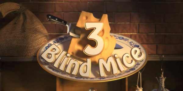 3 Blind Mice slot game