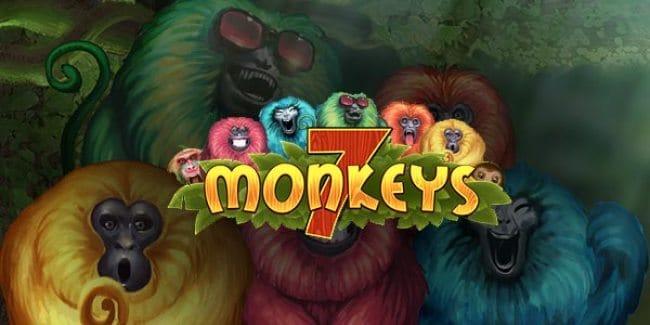 7 Monkeys online slot game