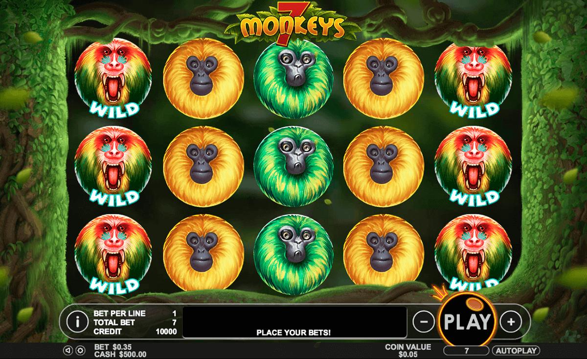 Monkey gameplay