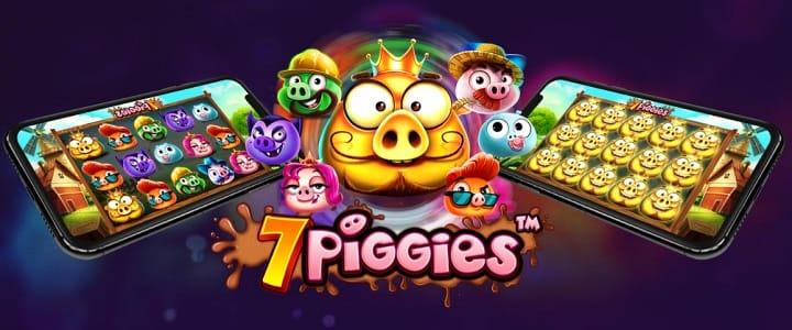 7 Piggies Slots Mega Reel