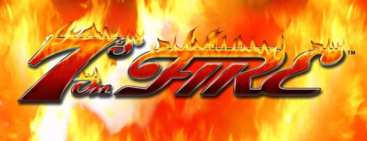 Play 7s on Fire Slots Mega Reel