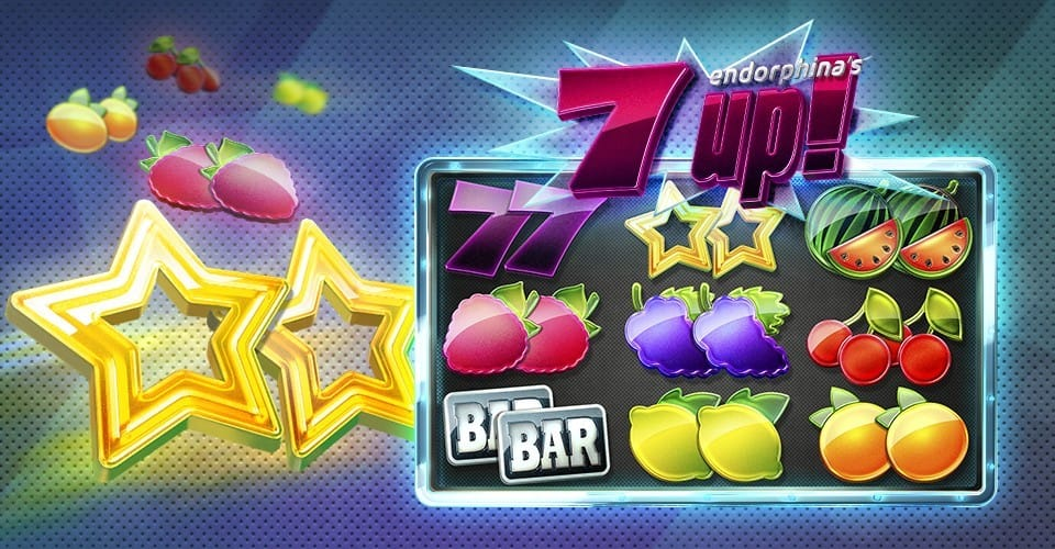 7-up slot logo mega reel