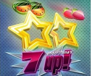 7-up slot logo