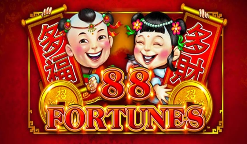 88 fortunes mega reel slot