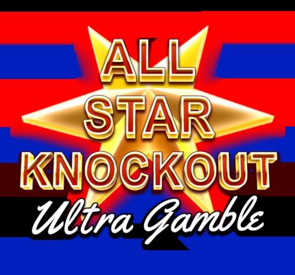All Star Knockout Ultra Gamble Slots Mega Reel