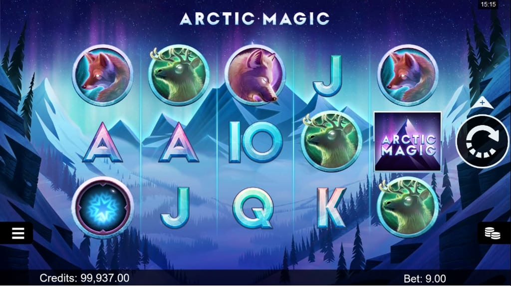 Arctic Magic Slots Online