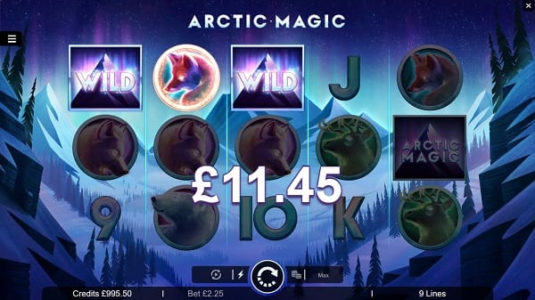 Arctic Magic Free Slots