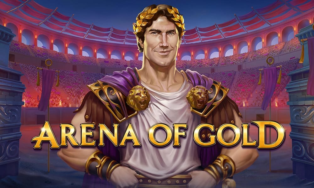 Arena of Gold Slots Mega Reel