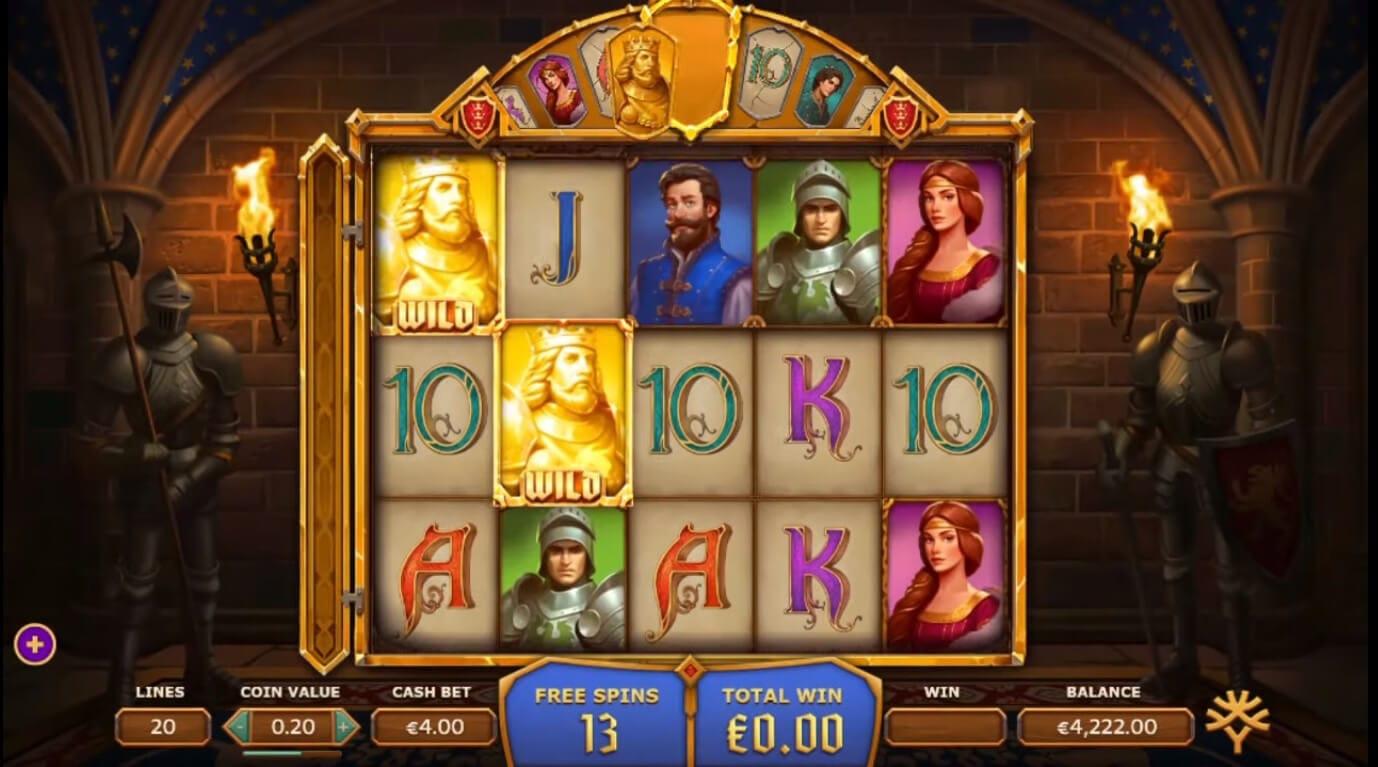 Arthur's Fortune Slots