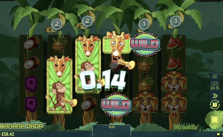 Banana Drop Slot Online
