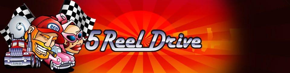5 Reel Drive Slots Mega Reel