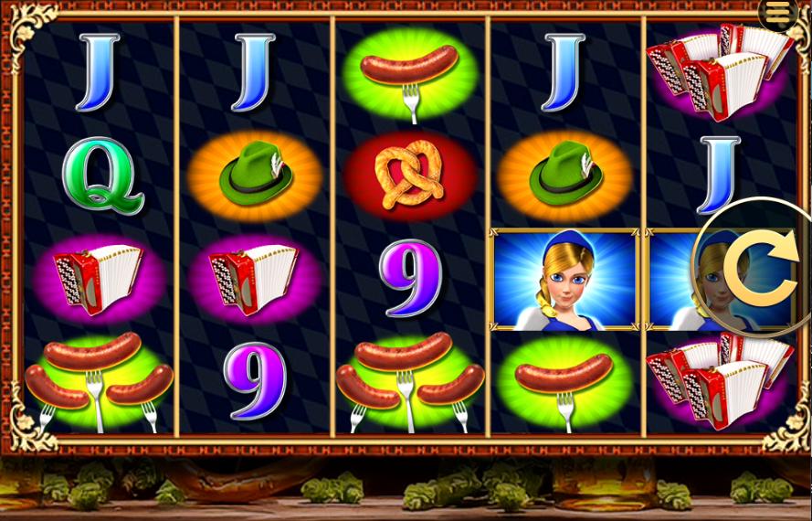 Beer Barrel gameplay casino
