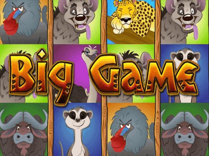 Big Game Slots Mega Reel