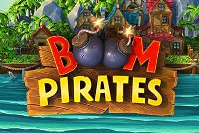 Boom Pirates Slots Mega Reel
