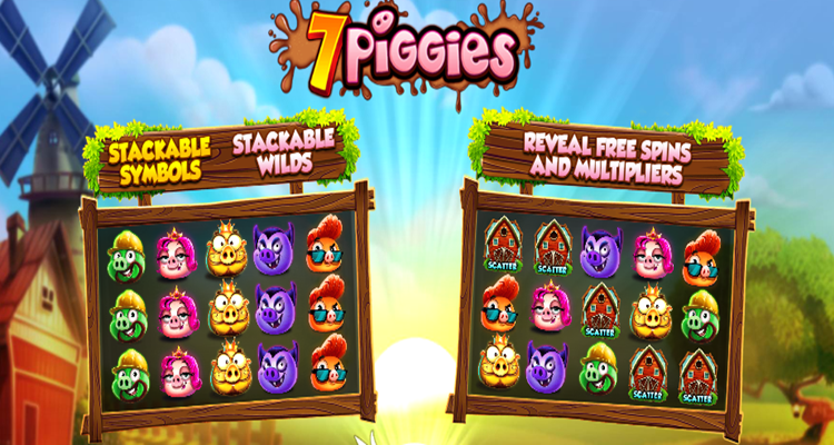 7 Piggies game introduction