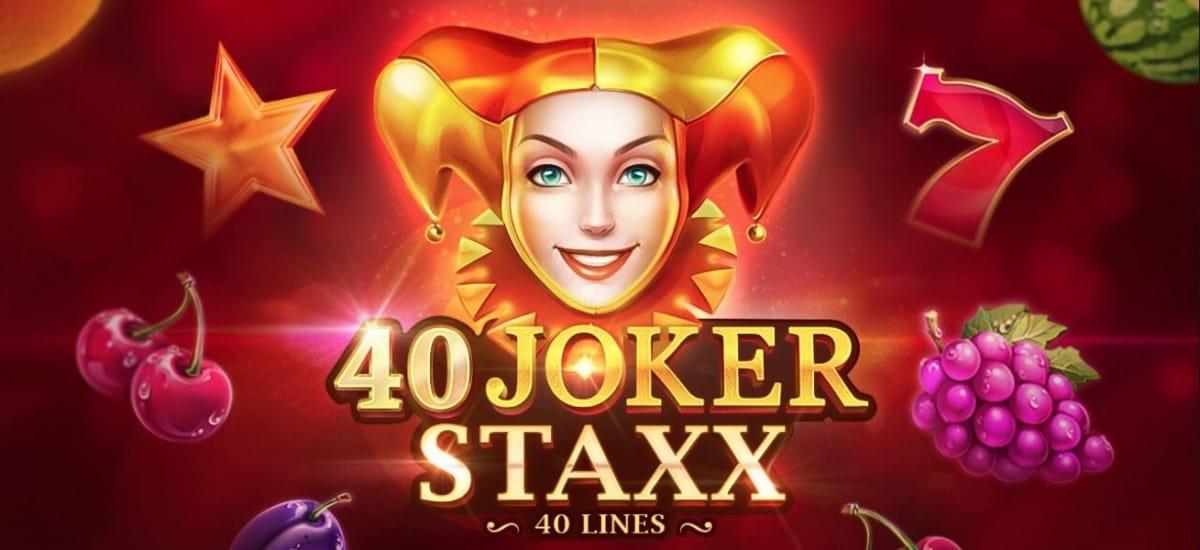 40 Joker Staxx online slot game