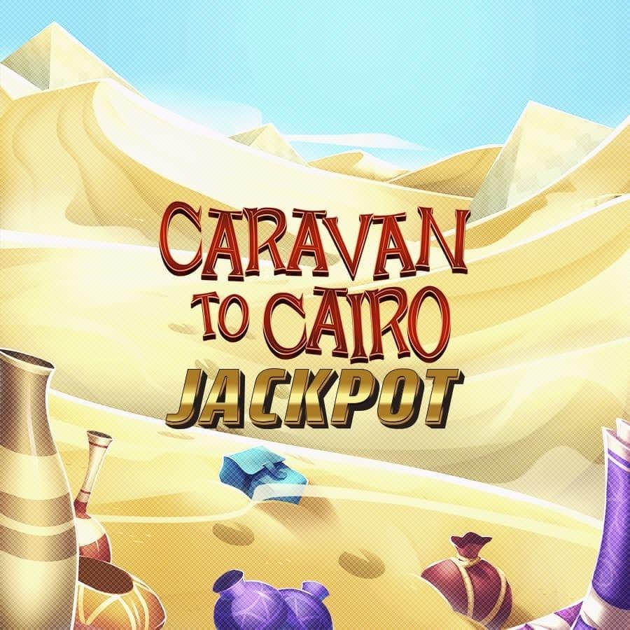 Caravan to Cairo Jackpot Mega Reel