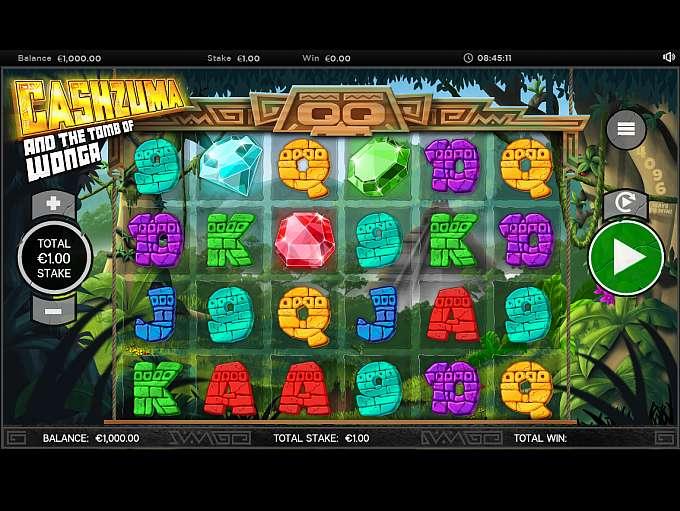 Cashzuma gameplay
