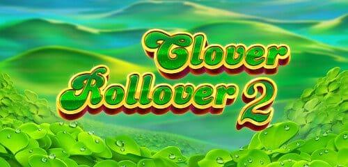 Clover Rollover 2 Slot Logo Mega Reel