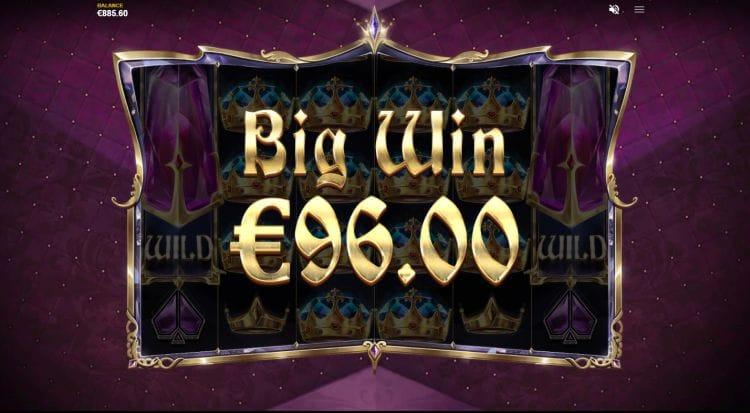 Crystal Mirror Slot Big Win