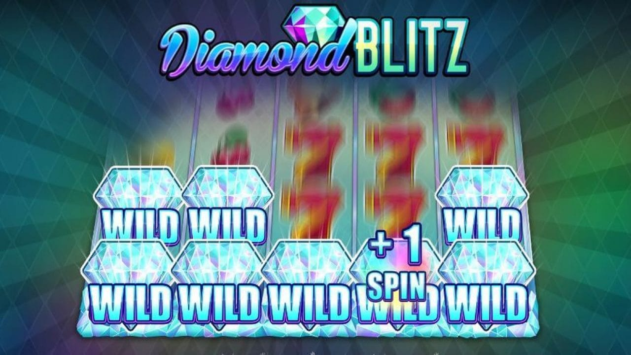 Diamond Blitz Free Slots