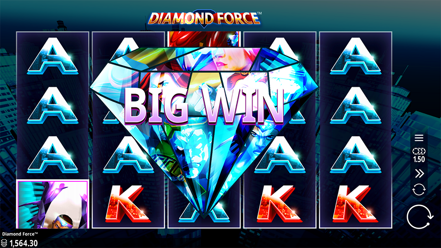 Diamond Force Slots Games