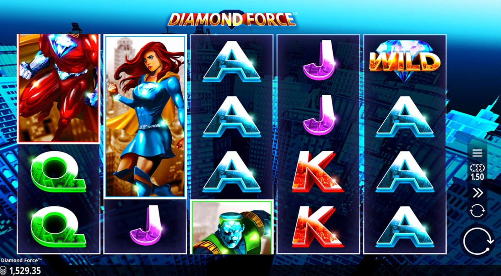 Diamond Force FreeSlots