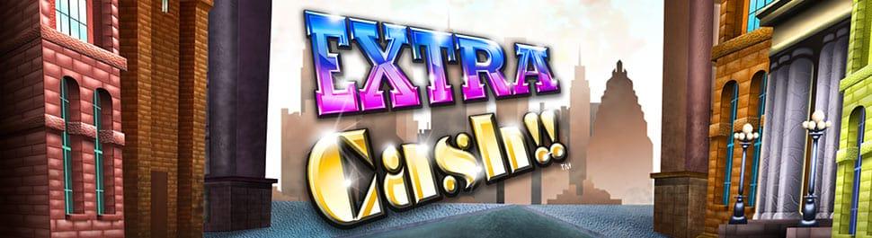 extra cash!! slot banner