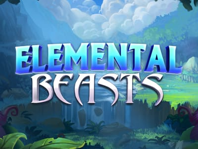 Elemental Beasts Slot Banner