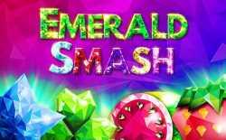 Emerald Smash Slot Banner