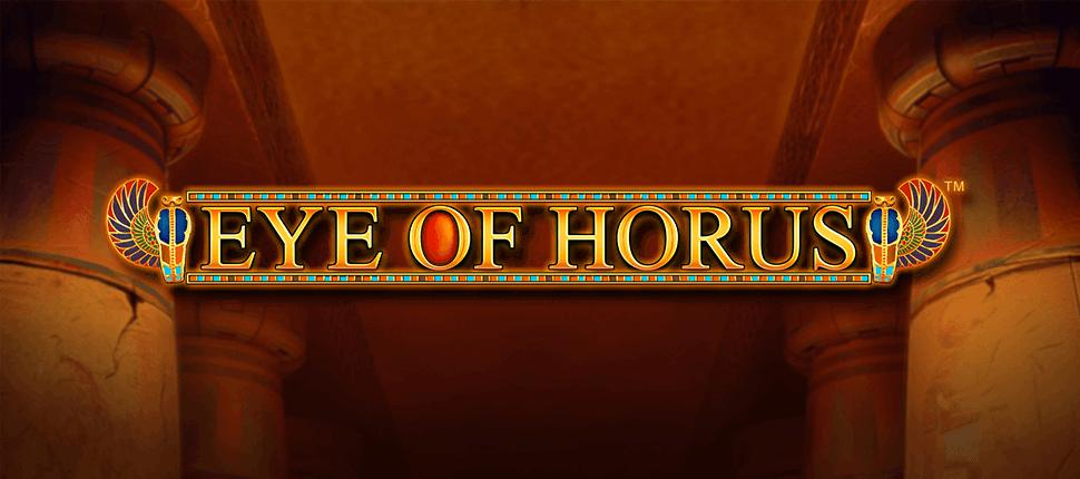Eye of Horus Slots Mega Reel