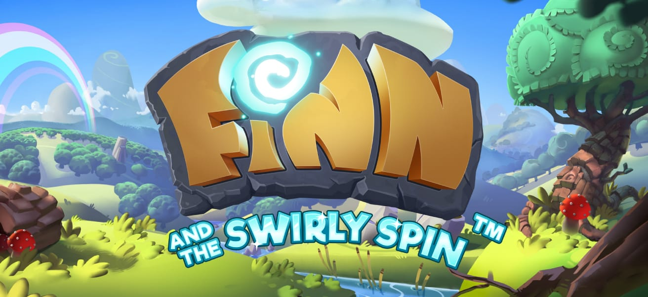 Finn and the Swirly Spin Slots Mega Reel