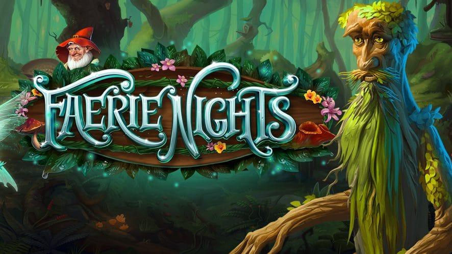 Faerie Nights Slots Mega Reel
