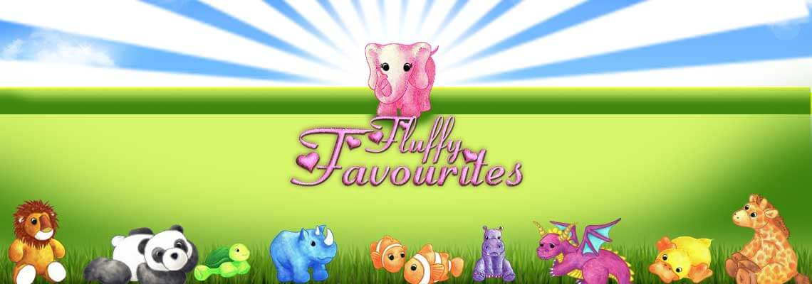Fluffy Favourites Slot Logo