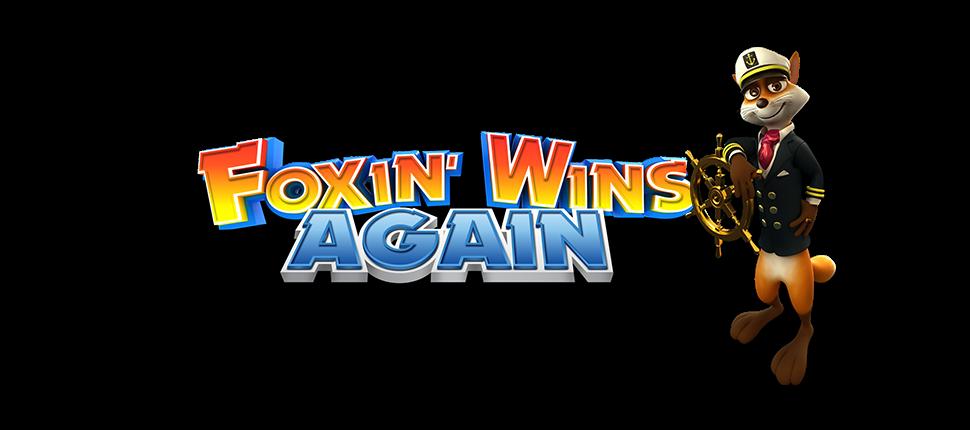 Foxin' Wins Again Slots Mega Reel