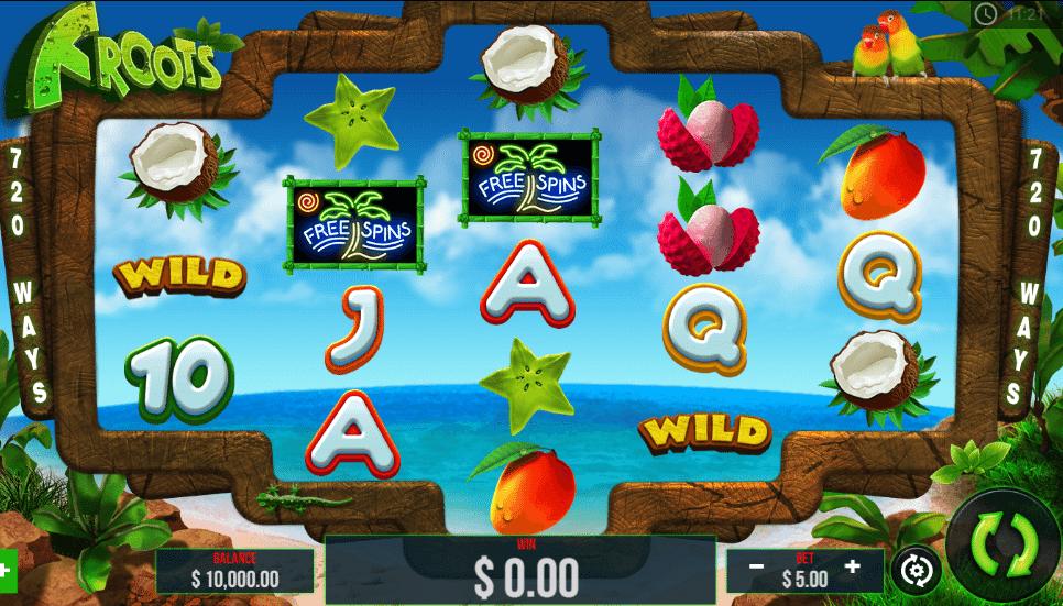 Froots Slot Mega Reel Gameplay