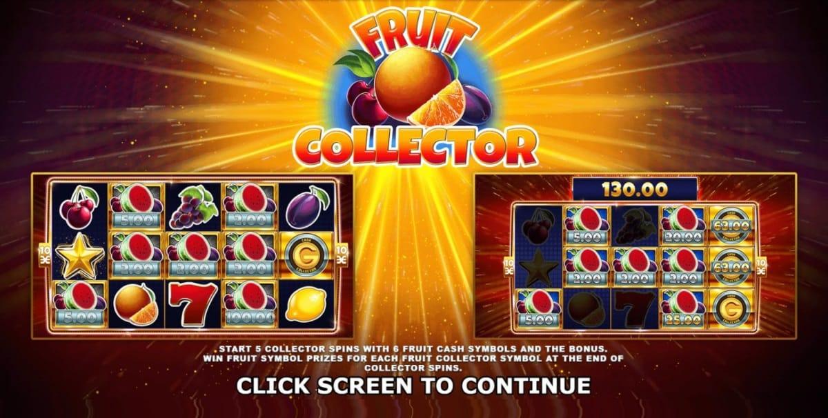 Fruit Collector Slots Online