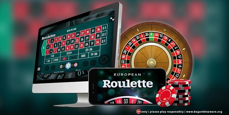 European Roulette Casino Game