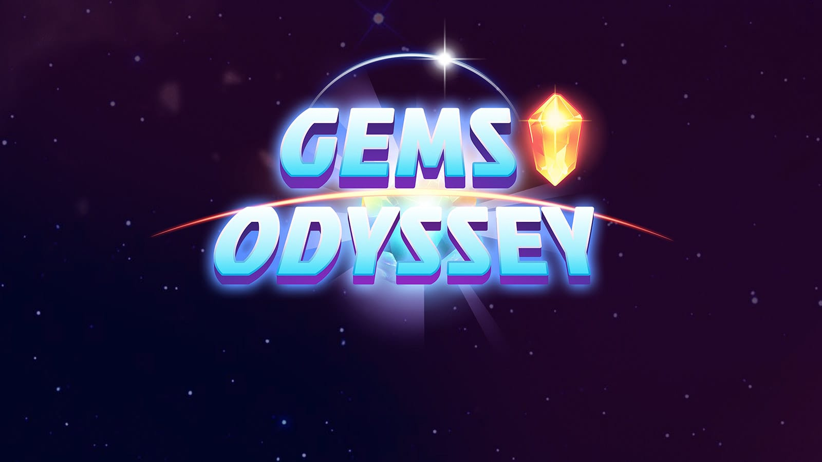 Gems Odyssey Slot Banner