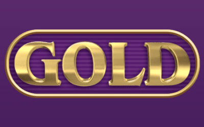 Gold Slots Banner Mega Reel