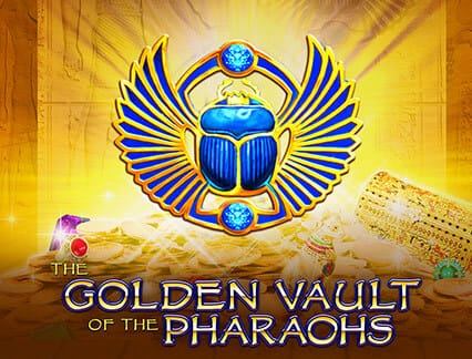 Golden Vault of The Pharaohs Slot Game Review