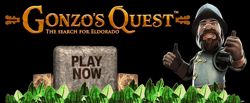 Gonzo's Quest Slots Mega Reel