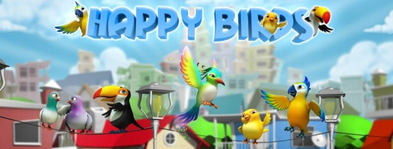 Happy Birds Slot Mega Reel