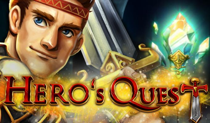 Hero's Quest Slot Mega Reel